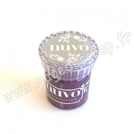 TONIC STUDIOS NUVO GLIMMER PASTE PLUM SPINEL 50ml