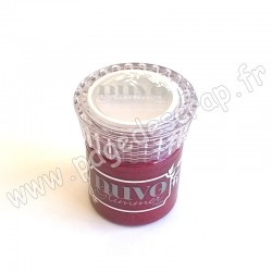 TONIC STUDIOS NUVO GLIMMER PASTE GARNET RED 50ml