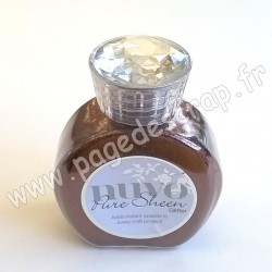 TONIC STUDIOS NUVO PURE SHEEN GLITTER 100ml COPPER