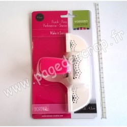 VAESSEN CREATIVE PERFORATRICE BORDURE DOILY EDGE