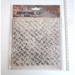 STUDIO LIGHT CLEAR STAMP INDUSTRIAL 2.0 N° 251