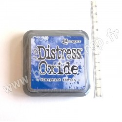 RANGER TIM HOLTZ DISTRESS OXIDE BLUEPRINT SKETCH