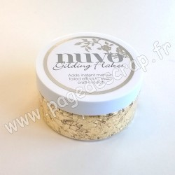TONIC STUDIOS NUVO GILDING FLAKES 200 ml RADIANT GOLD