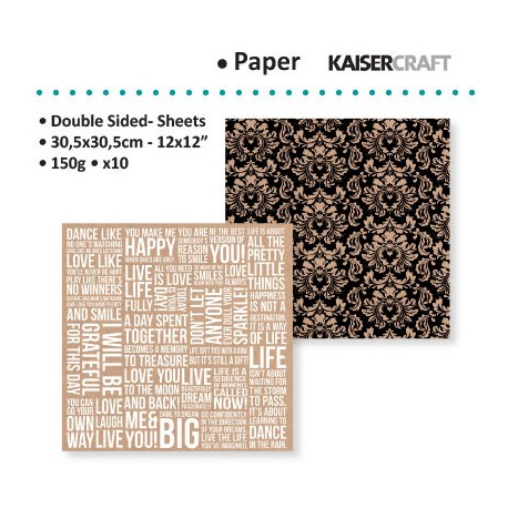 KAISER CRAFT MIX ET MATCH DAMASK
