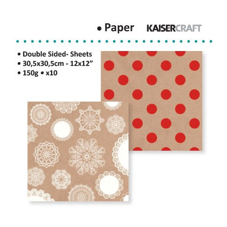 KASIER CRAFT MIX ET MATCH DOILIES