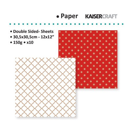 KAISER CRAFT MIX ET MATCH LATTICE