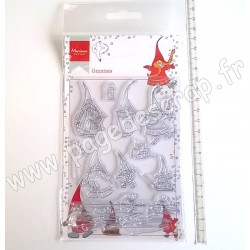 MARIANNE DESIGN TAMPON CLEAR HETTY'S GNOMES