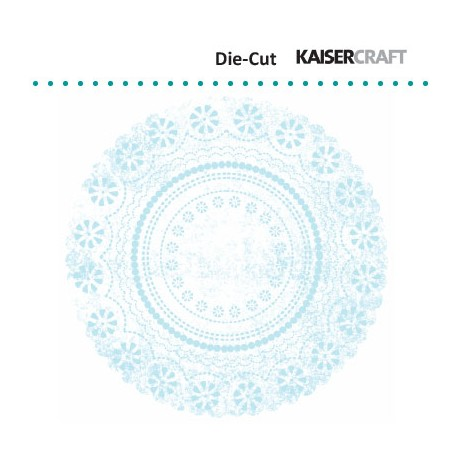 KAISER CRAFT TEA PARTY DIE CUT