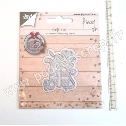JOY!CRAFTS CUTTING & EMBOSSING GIFT CAT