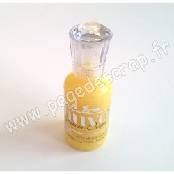 TONIC NUVO GLITTER DROPS 30 ml YELLOW BIRD