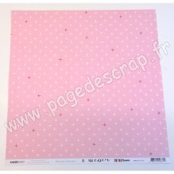 KAISERCRAFT BLESSED COLLECTION MIRACLES 30.5 cm x 30.5 cm