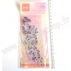 MARIANNE DESIGN TAMPON CLEAR TINY'S BORDER BUTTERFLIES