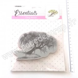 STUDIO LIGHT CLING STAMP ESSENTIALS N°07
