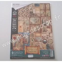 CIAO BELLA LA REPUBBLICHE MARINARE 9 imprimés R/V A4 190g