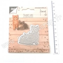 JOY!CRAFTS DIE CUTTIING AND EMBOSSING SWEET CATS