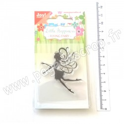 JOY!CRAFTS TAMPON CLEAR LITTLE HAPPINESS FLYING FAIRY