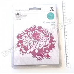 XCUT MATRICE DE COUPE CHRYSANTHEMUM