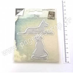 JOY!CRAFTS CUTTING & EMBOSSING DIES DOGS