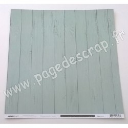 KAISERCRAFT PEPPERMINT KISSES COLLECTION MINTY 30.5 cm x 30.5 cm