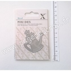 XCU503683   DOCRAFTS MINI MATRICE DE COUPE ARROSOIR FLORAL