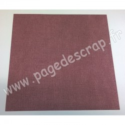 CARDSTOCK VINTAGE WARM TAUPE 30.5 cm x 30.5 cm
