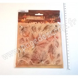 STAMPWA483   STUDIO LIGHT CLEAR STAMP WONDERFUL AUTUMN nr.483