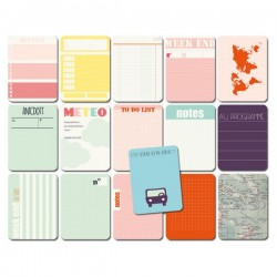 CARTES A JOURNALING AV JAMES COOK