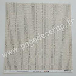 PND-LC-6   PAPERNOVA DESIGN COLLECTION WARM HOME PND-LC-6 30.5 cm x 30.5 cm