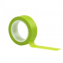 WASHI TAPE LIME NEON