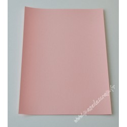 CARTE A4 ROSE LAYETTE