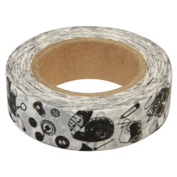 WASHI TAPE SALLE DE COUTURE