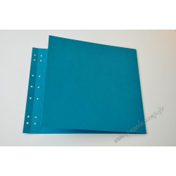 PAGE DOUBLE TURQUOISE