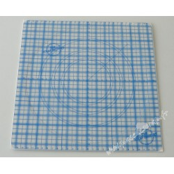 GABARIT DUOS POLE POSITION  30cm X 30cm  (grille repère)