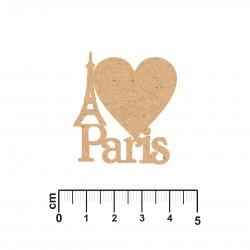 I LOVE PARIS TOUR EIFFEL