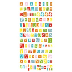 PUFFIES ALPHABET FUN