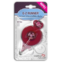 E-Z RUNNER RECHARGE ADH PERMANENT