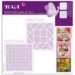 GRAND CARRE / GRABD CERCLE