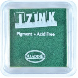 ENCREUR IZINK PIGMENT HOT GREEN