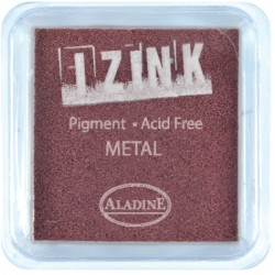 ENCREUR IZINK METAL BROWN