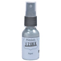 IZINK FINISH ARGENT