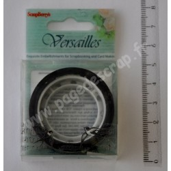 SCRAPBERRY'S TRANSPARENT PLASTIC TAPE SWALLOWS 15 mm x 10 m