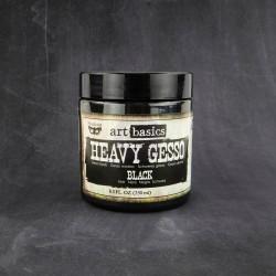 HEAVY GESSO BLACK 250 ml