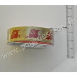 ARTEMIO MASKING TAPE RENNES 15 mm x 10 m