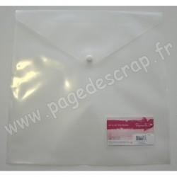 DOCRAFTS POCHETTE DOSSIER RANGEMENT  30 cm x 30 cm