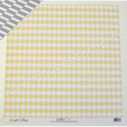 TERESA COLLINS GLAM FACTOR HERRINGBONE 30.5 cm x 30.5 cm