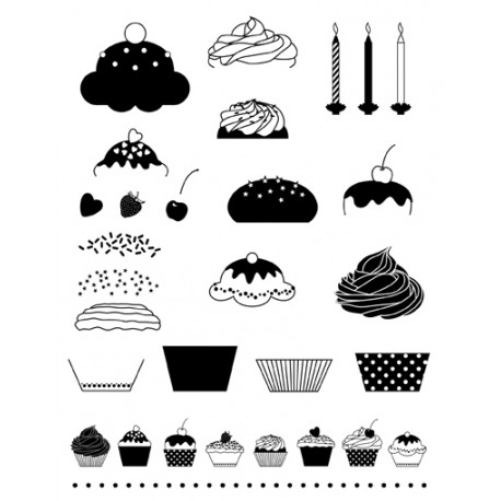 TAMP  TRANS CUPCAKES  PLANCHE A5