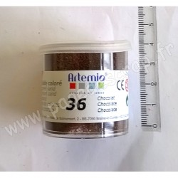 ARTEMIO SABLE COLORE N°36 CHOCOLAT 40gr