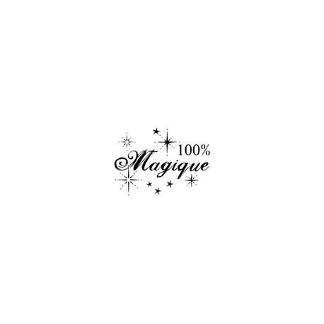 TAMPON D 100% MAGIQUE