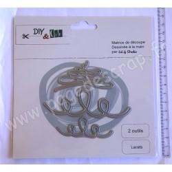 DIY & Cie DIE LACETS 3 outils