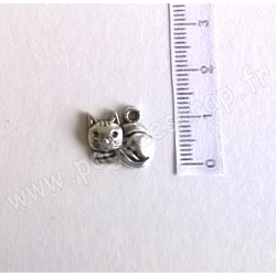 SCRAPBERRY'S CHARMS LITTLE KITTEN 13 x 14 mm